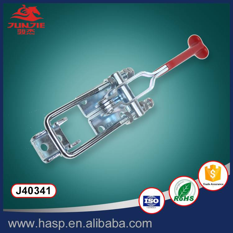 Rubber Handle 500kg Capacity Toggle Latch Catch Clasp J40341