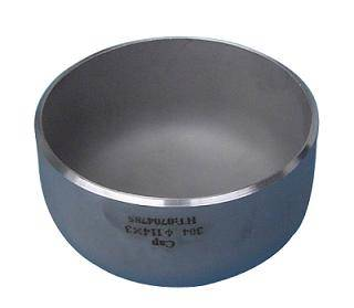 Seamless Stainless Steel Pipe Cap
