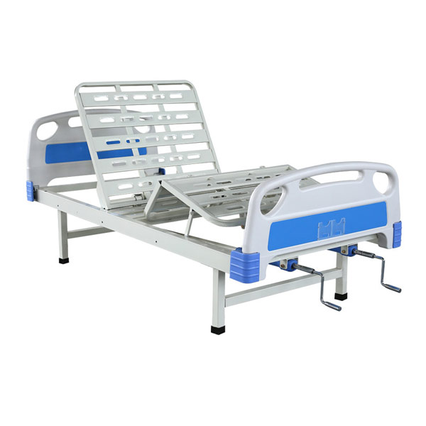 2 Function Manual Hospital Bed Manufacturers
