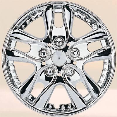 Wheel cover series