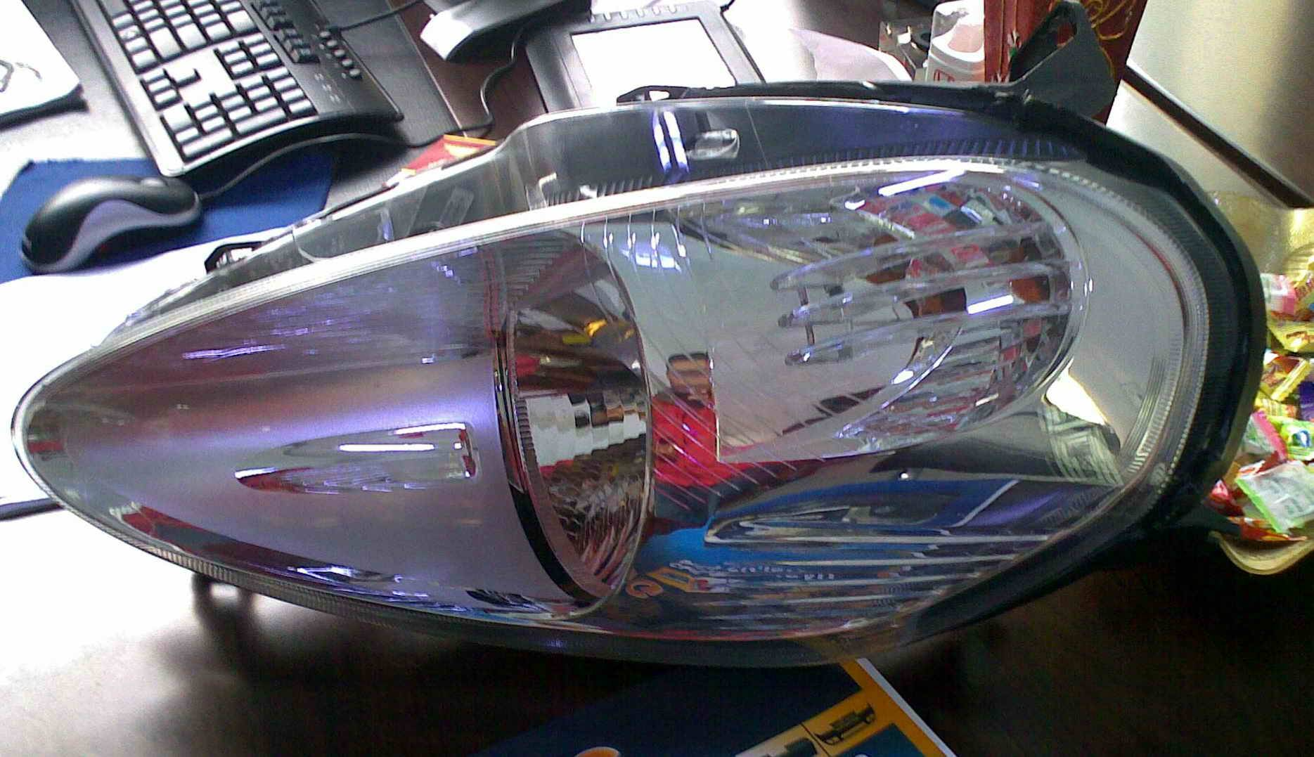 Fiat punto head lamp
