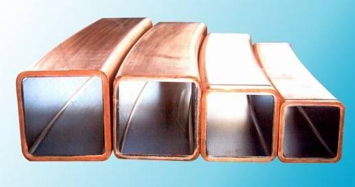 copper mould tube for CCM,Crystallizer copper tube