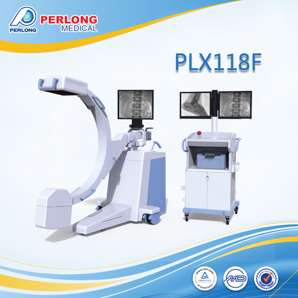 advanced PLX118F C-arm machine with flat panel detector for orthopedics