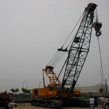HITACHI KH300 80T used crawler crane for sale
