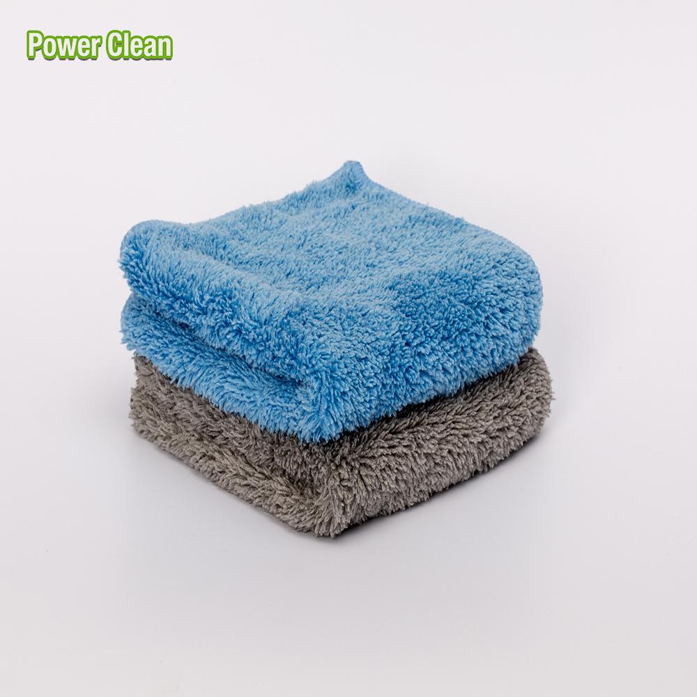 Super Absorption Quick-dry Microfiber Coral Fleece Towel Super Thick Car Wash Cloth