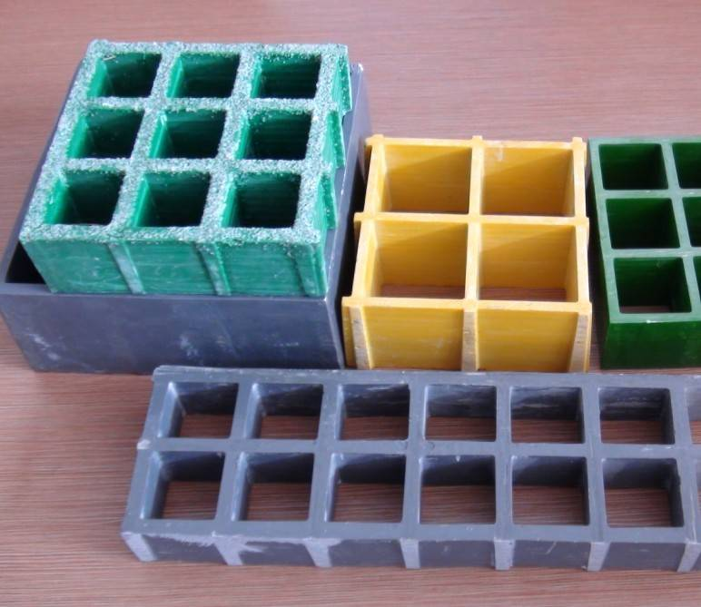 FRP MOLDED GRATING WITH smooth surface