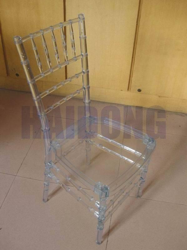 Transparent Chiavari Chair