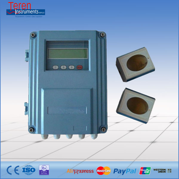 Low cost ultrasonic flow meter made in china