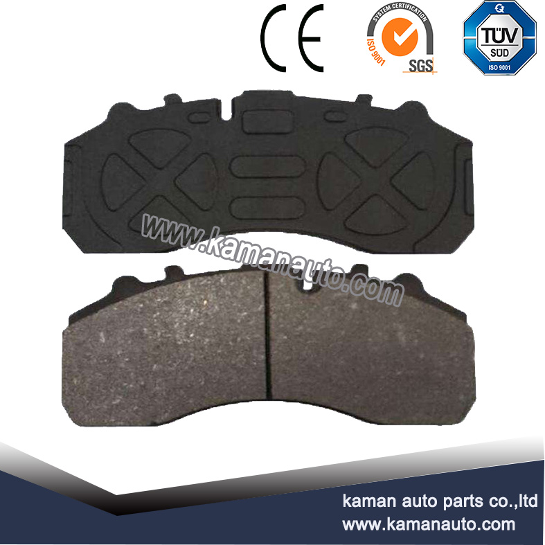 replacement auto parts truck brake pads with repair kits WVA29087