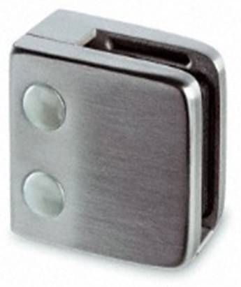 DGC024 stainless steel glass clamp / clip