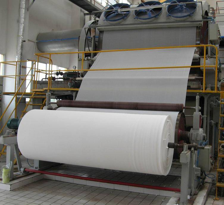 1092-4300Toilet Tissue Paper Making Machine