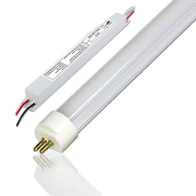 2 Ft 9w T8 Led Tube Lighting with UL FA8 Ending Cap