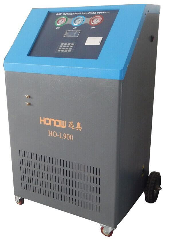 Heavy-duty A/C Refrigerant Recycling And Charging Machine