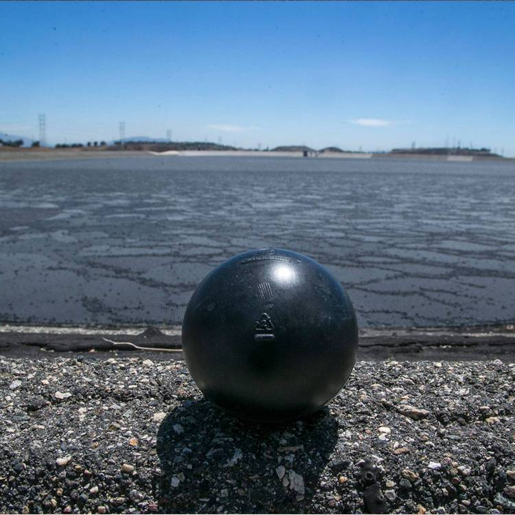 PP ( Polypropylene ) 10mm plastic hollow ball for Algae control