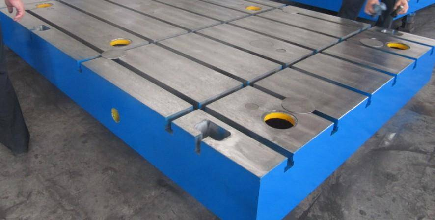 machine Test Used Bench precision measurement cast iron surface plate