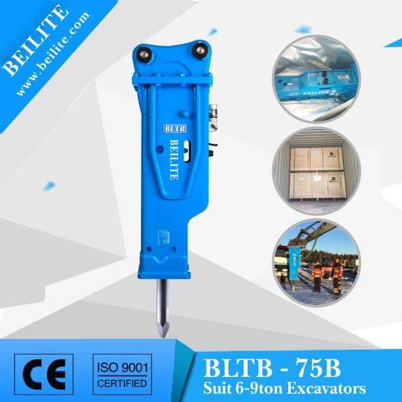 BLTB75 box type mining demolitionexcavator hammer .