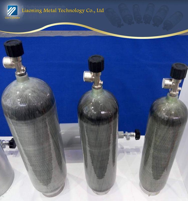 CRPIII-120-2.4-20-T Life support cylinder