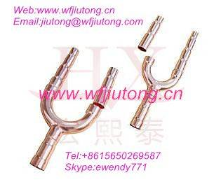 copper fittings for Refrigeration and Air Conditioning