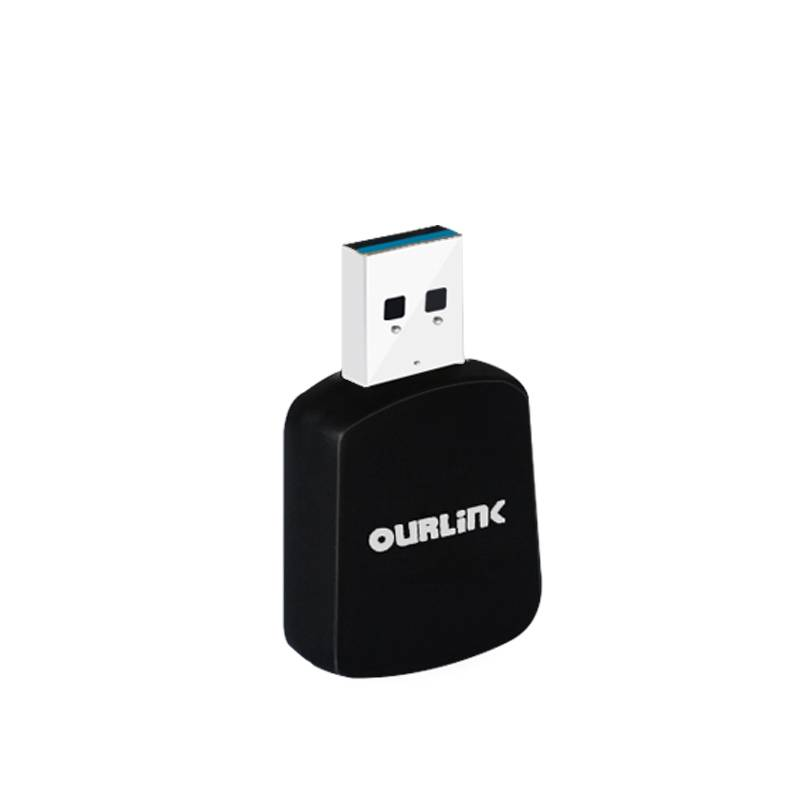 Mini Size 1200 Dual-Band Wireless USB Adapter