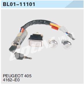 USE FOR     PG405/206 KEY SET/IGNITION SWITCH 4162-E0/252453