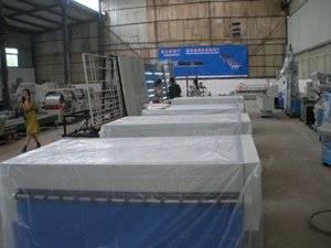 horizontal glass washing and drying machine BX1600