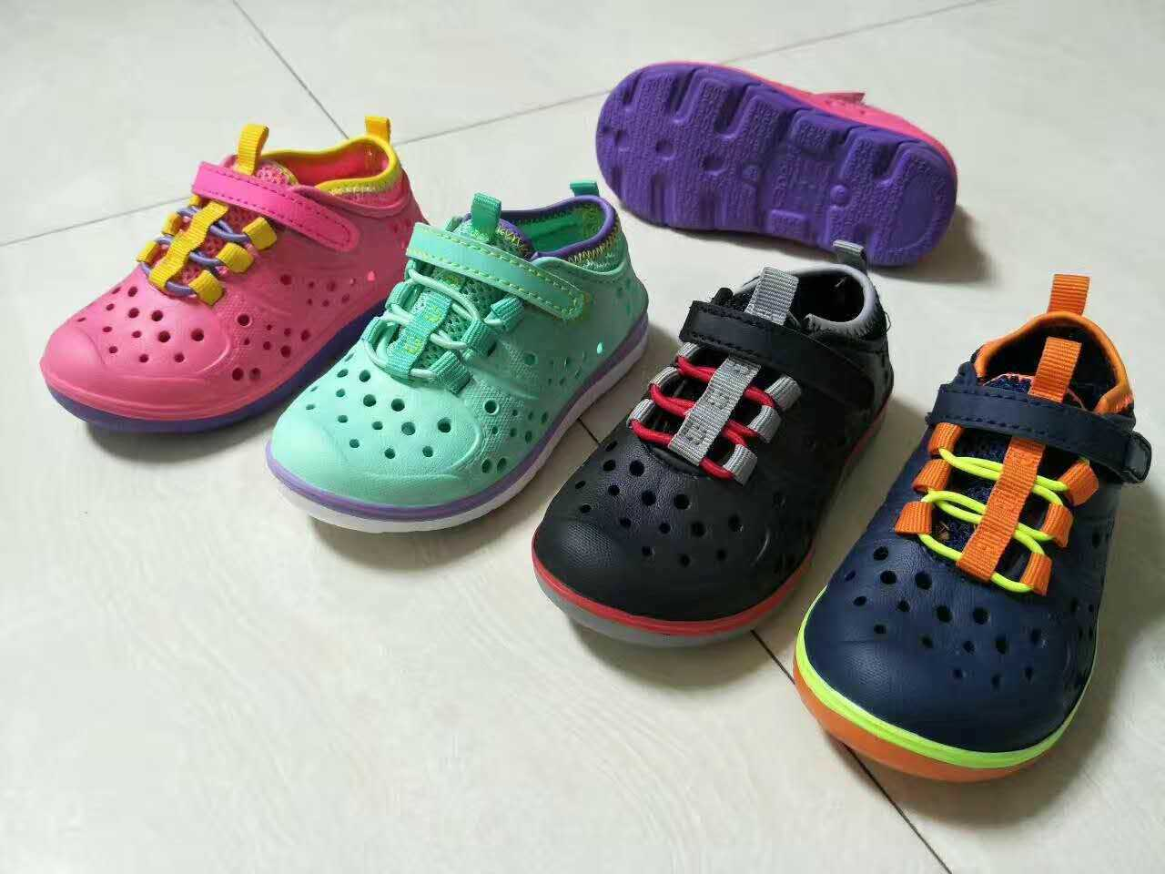 High Quality Kids Eva Clogs Shoes Children Sports Shoes