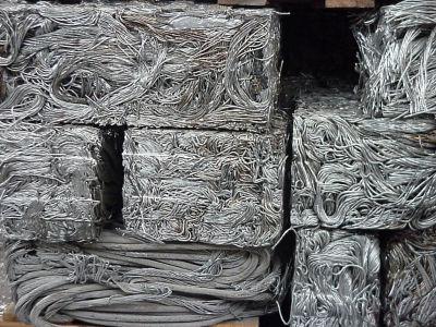 Aluminum Cable Scraps/Refrigerators Scraps
