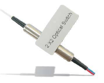 1XN fiber optical switch
