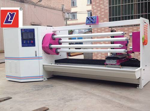 YL-708 Fully Automatic 4 Shafts Cutting Machine