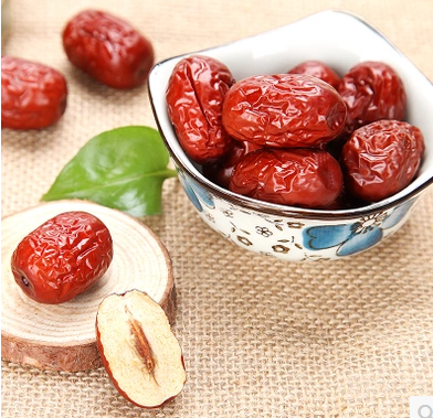 Chinese Red Dates/Slice/Hallf Cut Dates