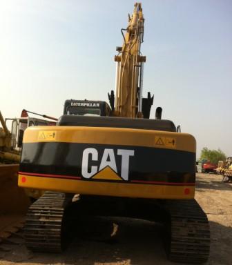 CAT 320C,Used Crawler Excavator of 2005