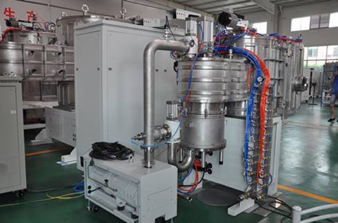 Guotai ZZS Optical Coating Machine For Anti-glare Glass Coating Vacuum Deposition System