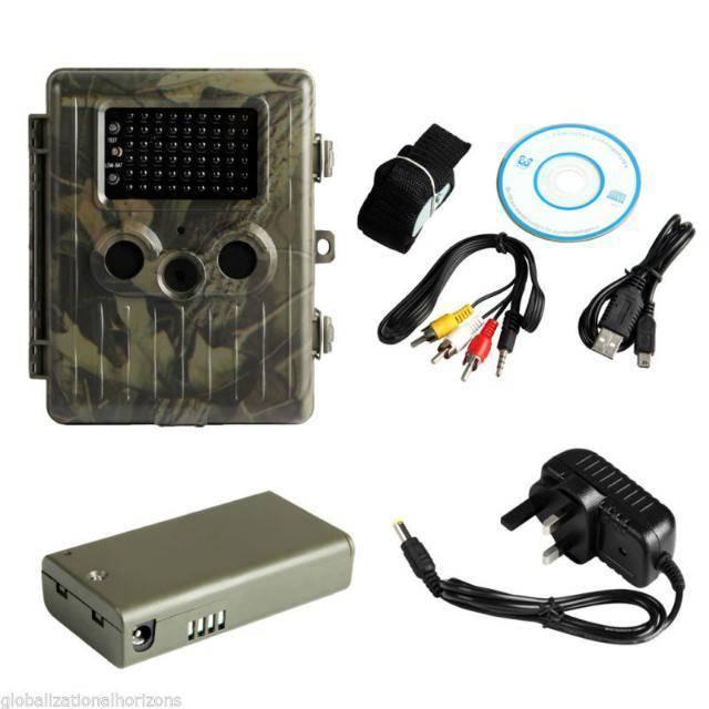12MP MMS wildlife hunting camera