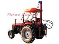 TST-30 tractor drilling rig