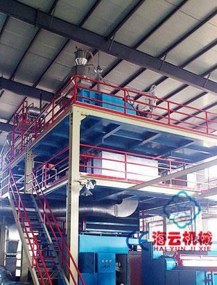 (SS)3.2m Spunbond nonwoven machinery