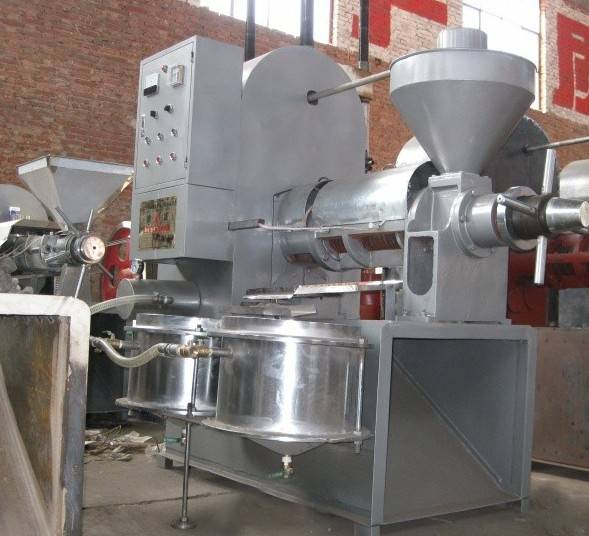 Peanut Oil Press Machine, Soybean Oil Extractor