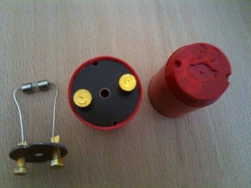 starter's accessories(baseboard,casing,bulbs,fuse)