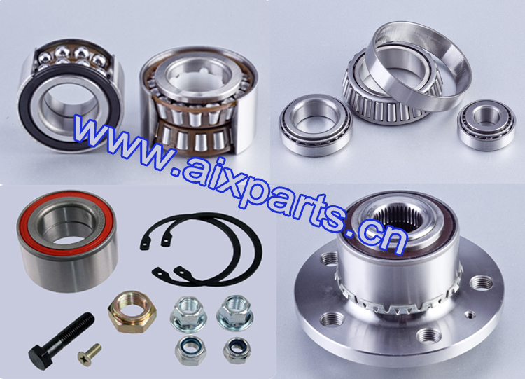 [AIX BEARINGS]WHEEL HUB BEARINGS