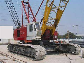 Used crawler crane hitachi kh700-2,hitachi used track crane150t