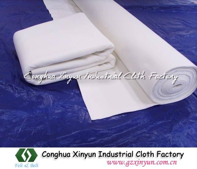 Polyester Ironer Padding