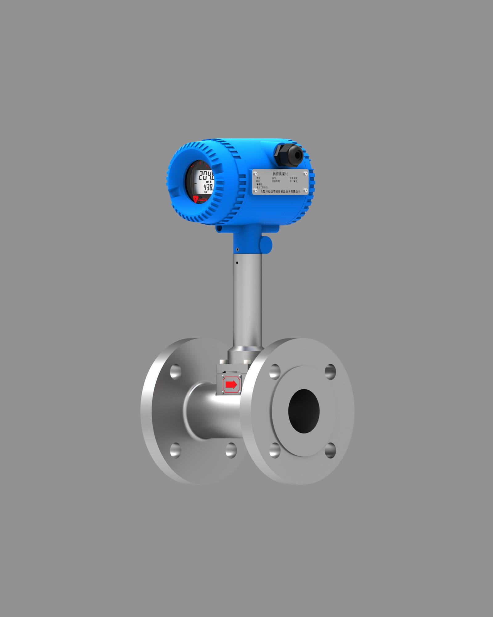 VFM45 Vortex Flow Meter