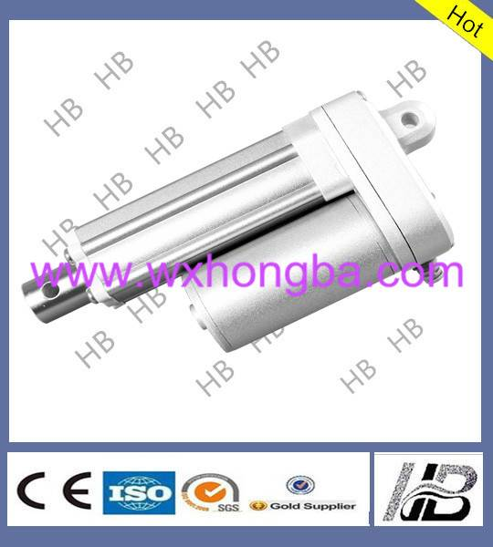 100mm/s Micro ce linear actuator  for the magic