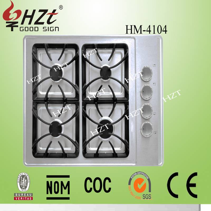 2015 stainless steel iran import gas stove