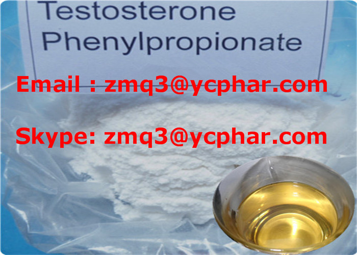 Testosterone Phenylpropionate No Side Effects Cutting Cycle Steroids Powder