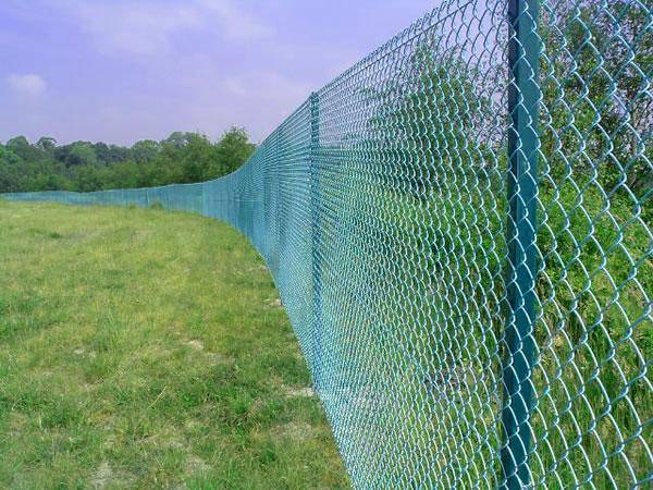 Building Material Chain Link Fence Exporter