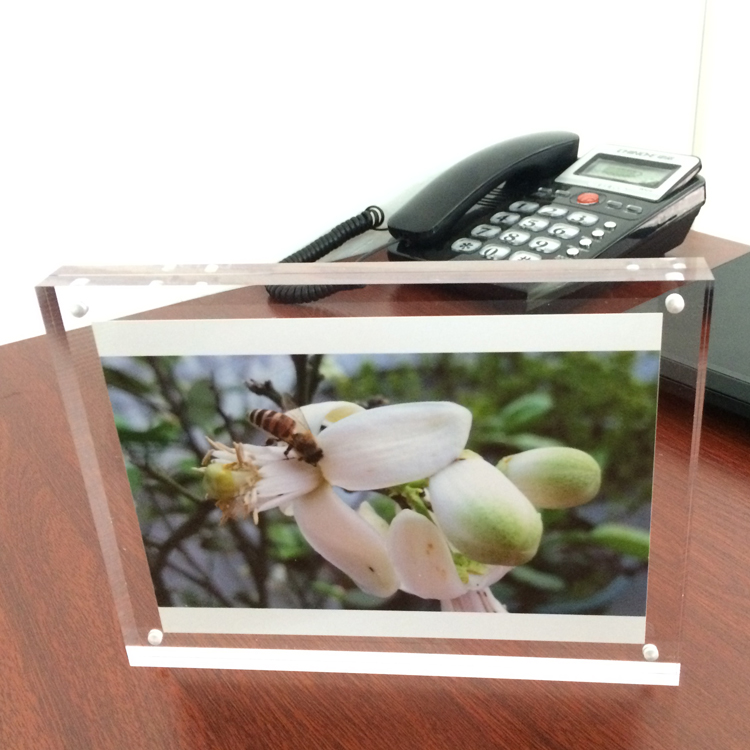 Clear Acrylic Photo Frame 3.5X5INCH