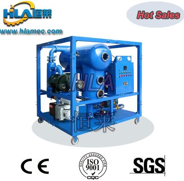 TVPTurbineOilPurifier Oil Purification Oil Filtration Oil Recycling