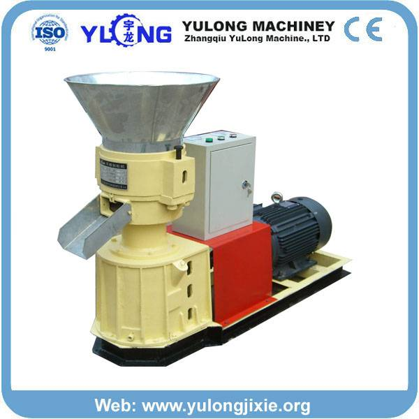 Homemade wood pellet mill machine with small volume