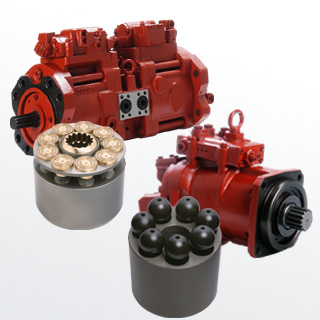 Hyundai Excavator Hydraulic Pump - Complete range for Hyundai parts Directly from Korea