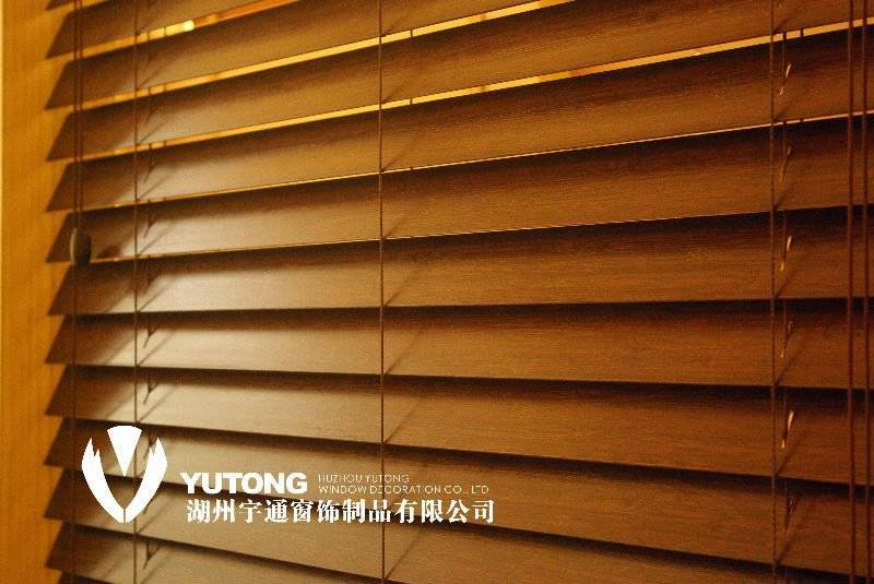 Bamboo Venetain Blinds